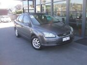2006 Ford Focus LS CL Grey 5 Speed Manual Sedan Invermay Launceston Area Preview