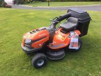 NEW Husqvarna TS38 Ride on mower lawnmower