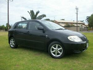 2003 Toyota Corolla ZZE122R Conquest Seca 5 Speed Manual Hatchback Alberton Port Adelaide Area Preview