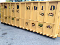 ALL GARBAGE REMOVAL - MANY WASTE BINS AVAILABLE - 647-770-4653