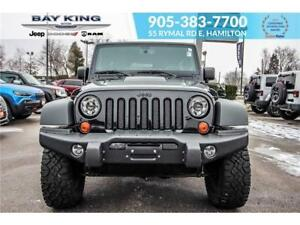 2013 Manual LIFTED Jeep Wrangler Sahara Unlimited 4 Door