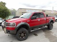 2006 Ford F-150 FX4-SUNROOF-LEATHER-LOADED