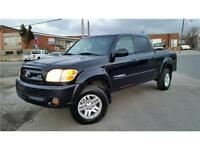 2004 Toyota Tundra LIMITED 4X4 **LEATHER-ROOF-NEW FRAME**