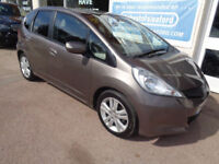 Honda Jazz 1.4 i-VTEC 2013 ES Plus F/S/H 1 owner from new Low miles 25k