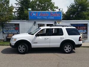 2007 Ford Explorer XLT CERTIFED READY FOR THE ROAD 4X4