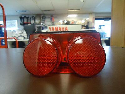 Genuine Yamaha '02-'06 SX Viper 700 & SX Venom Snowmobile Lens Assy