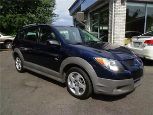 PONTIAC VIBE HATCHBACK 2004 ULTRA CLEAN!!!  **AUTOMATIQUE**