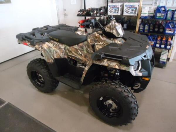 Used 2015 Polaris SPORTSMAN EPS
