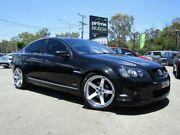 2011 Holden Calais VE II MY12 V Black 6 Speed Automatic Sedan Underwood Logan Area Preview