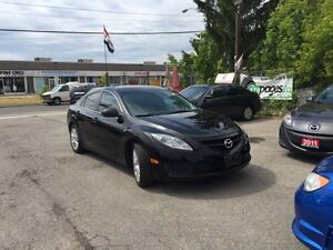 2009 Mazda Mazda6 GS CLEAN CAR PROOF! CERTIFIED AND E-TESTED!
