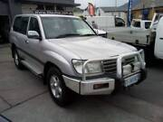 2004 V8 Auto 4wd Toyota LandCruiser SUV New Town Hobart City Preview