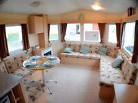 Stunning 6 berth Static Caravan For Sale at Southerness Scotland Ayr Lanarkshire