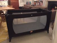 Travel cot - used and in good condition