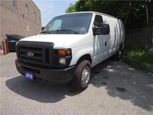 2010 Ford Econoline Cargo/easy financing