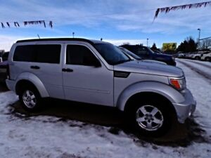 2009 Dodge NITRO SE For Sale Edmonton