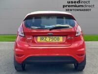 2015 Ford Fiesta 1.0 Ecoboost Zetec 5Dr Hatchback Petrol Manual
