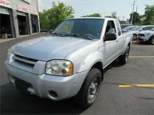 2004 Nissan Frontier 2WD XE , SAFETY