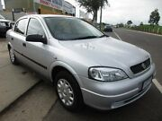 2004 Holden Astra TS CD Classic Silver 4 Speed Automatic Sedan Laverton Wyndham Area Preview