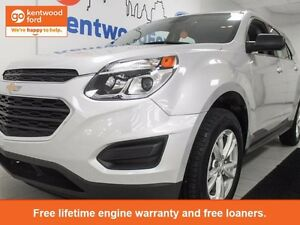2017 Chevrolet Equinox LS -AWD with tons of room for adventure