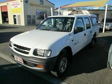 2000 Holden Rodeo TFR9 LT White 4 Speed Automatic Dual Cab Coopers Plains Brisbane South West Preview