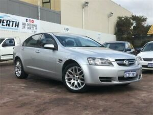 2008 Holden Commodore VE MY09 Omega 60th Anniversary Silver 4 Speed Automatic Sedan East Victoria Park Victoria Park Area Preview