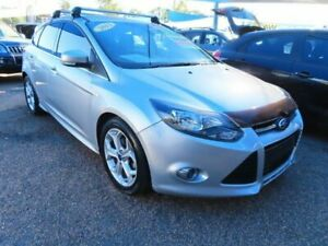 2012 Ford Focus LW MkII Sport Silver 5 Speed Manual Hatchback Minchinbury Blacktown Area Preview