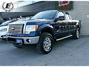 2011 FORD F150 XTR ECOBOOST 4X4 | WITH BLUETOOTH