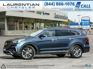 2017 Hyundai Santa Fe XL Limited-AWD!! HEATED SEATS/STEERING WHE