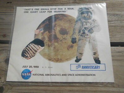 EMPLOYEE.S ONLY 5 TH ANNIVERSARY MOON WALK SERVICE AWARD-EMPLOYEE ONLY-RARE