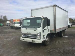 2012 Isuzu NRR 16ft Dryfreight Box