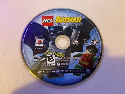 LEGO Batman The Videogame (PS3 Sony PlayStation 3) - DISC ONLY