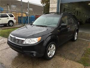 2009 SUBARU FORESTER***AUTOMATIQUE+AWD+CUIR+TOIT PANORAMIQUE***