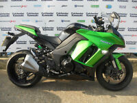 """Kawasaki Z1000SX ABS """"15 Plate"""" Immaculate and Low 950 miles"""