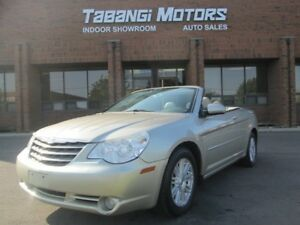 2008 Chrysler Sebring CONVERTIBLE | LEATHER | ALLOYS