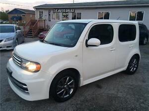 2010 NISSAN CUBE  CERTIFIED &E-TEST, ON SPECIAL London Ontario image 2