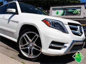 '13 Mercedes-Benz GLK350+AMG+4MATIC+B/T+MINT! $183/Pmts!!