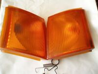 ford transit front indicators lenses.