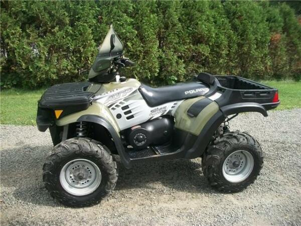 Used 2004 Polaris sportsman 500 atp