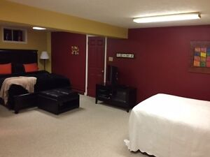 SAVE$! 1 XL bedroom, 2 Beds - Perfect for 2 out of towners.