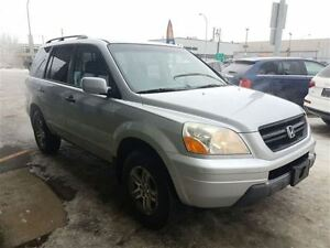 2003 HONDA PILOT; NO ACCIDENTS;1 OWNER;MINT MECHANICAL CONDITION