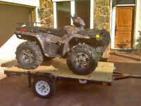Spring Sale - Folding Trailer Kit WOW ONLY $675