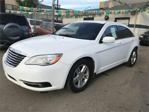 2013 Chrysler 200 Series Touring, Car Starter, Automatic, Clea