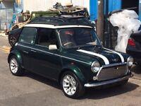 Mini Cooper 1.3 British Green 1999 12 months mot