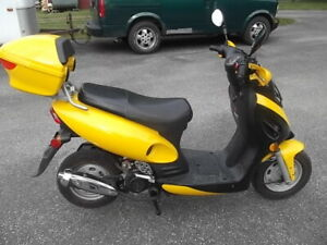 Gas Scooters | New & Used Motorcycles for Sale in Ontario from