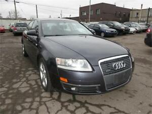 2006 Audi A6 3.2L Quattro - Navi|Park Assist|B/tooth - Excellent