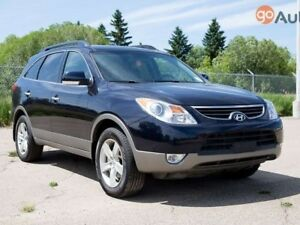 2012 Hyundai Veracruz GLS 4dr All-wheel Drive