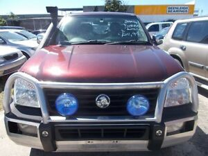 2004 Holden Rodeo RA LT (4x4) Maroon 4 Speed Automatic Beenleigh Logan Area Preview