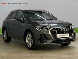 image for 2019 Audi Q3 40 Tfsi Quattro S Line 5Dr S Tronic Auto Estate Petrol Automatic