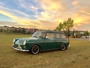 1968 VW Type 3 Squareback (with original patina paint)