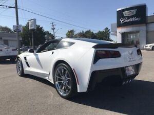 2019 Chevrolet Corvette Grand Sport coupé 2LT